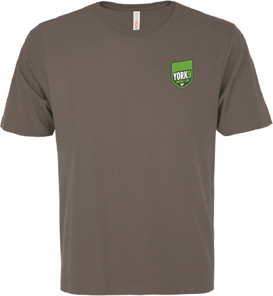 Picture of York 9 FC Logo Tee